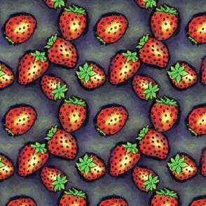 strawberries_fabric