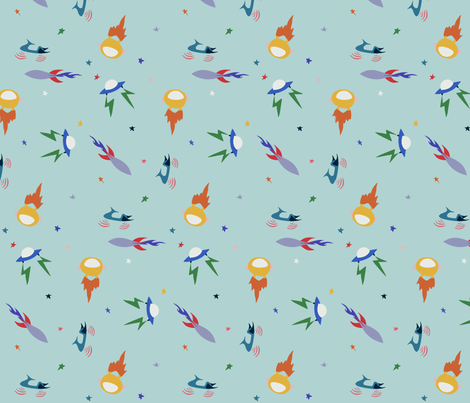 In a Future Age fabric by leighr on Spoonflower - custom fabric
