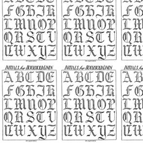 1909_Monograms