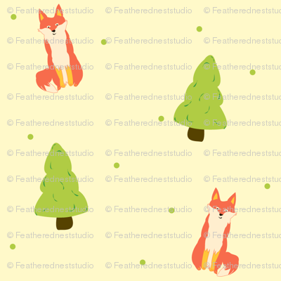 Foxie Forest