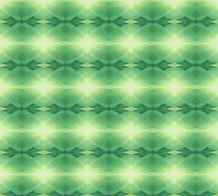 Glowing Green_Star A_image-ed-ch fabric by khowardquilts on Spoonflower - custom fabric