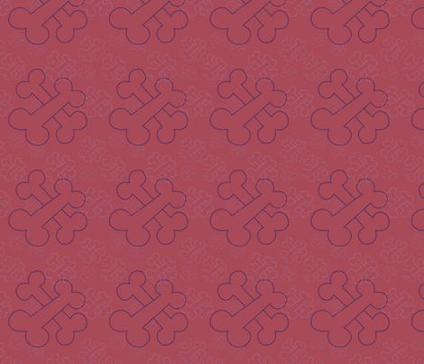 dog fabric by jnifr on Spoonflower - custom fabric