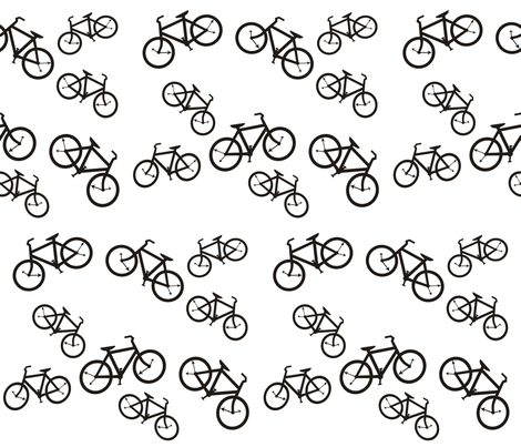 two wheel time travel fabric by luluhoo on Spoonflower - custom fabric