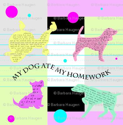 MyDogAteMyHomework