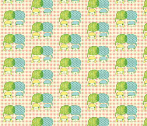Opinions fabric by beeskneesindustries on Spoonflower - custom fabric