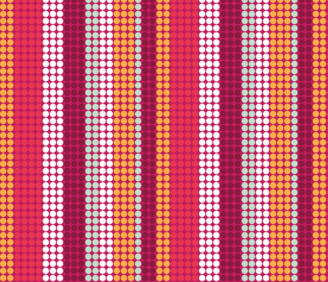 Serendipity Small Dots fabric by kamiekazee on Spoonflower - custom fabric