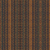 Brown Striped Pattern.