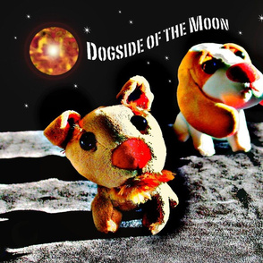 DOGSIDE OF THE MOON