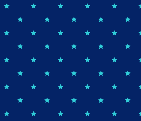 STARS_blue_turquoise
