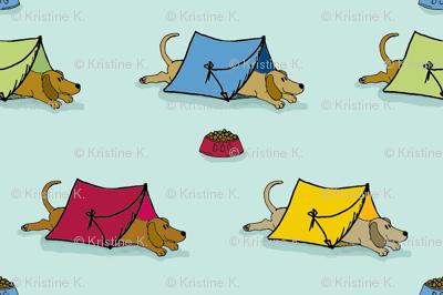 'Pup Tents'