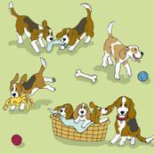 Rrrbeagle_dog-ma__--__green_3_fabric_tile_shop_thumb