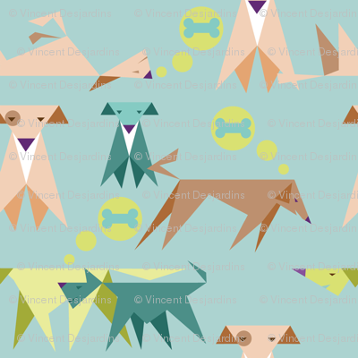 Triangle Dogs