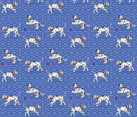 'Spot On' fabric by hauteideas on Spoonflower - custom fabric