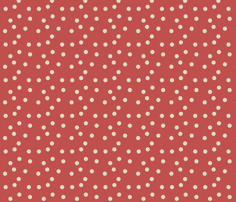 Sweet Dots fabric by lowa84 on Spoonflower - custom fabric