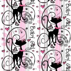 My_sweet_love #1 / baby girl paw prints
