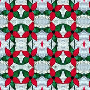 Christmas Trillium-ed