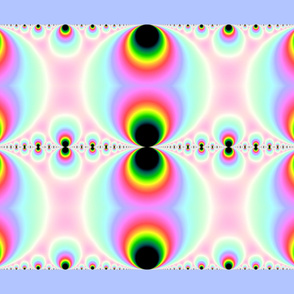 Hyperbolic Wallpaper, repeating