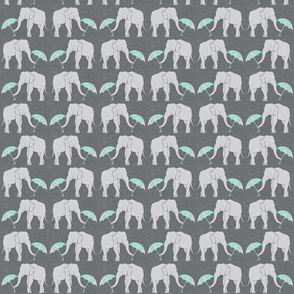 elephant and umbrella mint