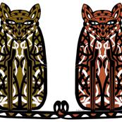 2 Sullen Cats-Blythe