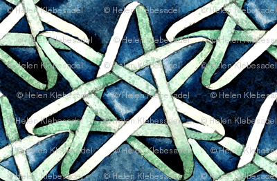 RibbonStar Knot
