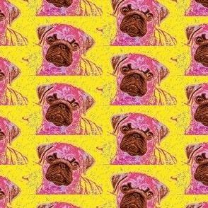 Art pug
