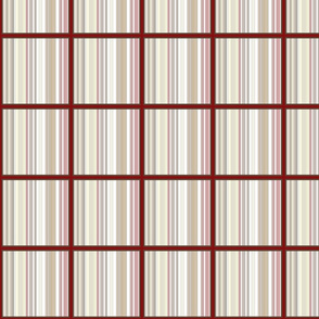 Red Coral Beach stripe