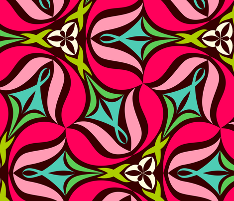 Vilda E X-Large fabric by helena on Spoonflower - custom fabric