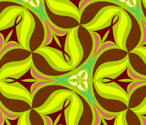 Vilda G X-Large fabric by helena on Spoonflower - custom fabric