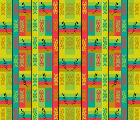 Fleur_de_Char fabric by charldia on Spoonflower - custom fabric