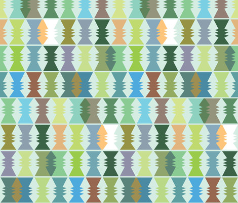 spool fabric by junej on Spoonflower - custom fabric