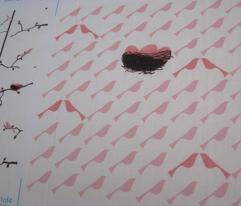 Birds Nest-Pink