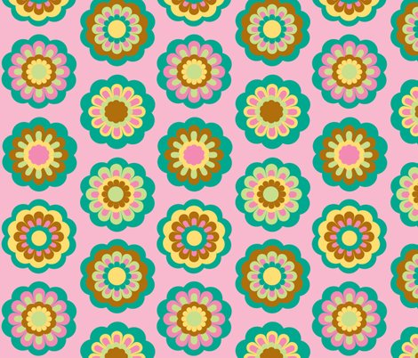 Rrretro_flowers_on_pink_tile_copy_shop_preview