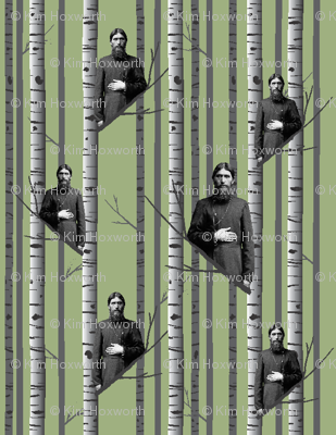 Rasputin in the Trees