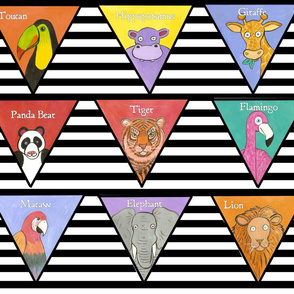 In The Jungle Baby Bunting