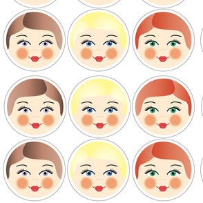 Doll_Faces