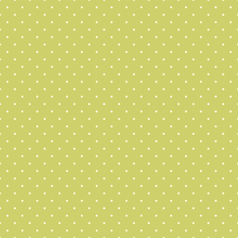 Pin Dots on Green fabric by inktreepress on Spoonflower - custom fabric