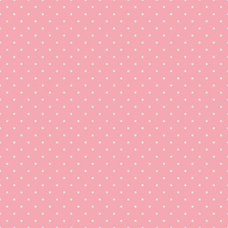 Pin Dots on Pink fabric by inktreepress on Spoonflower - custom fabric