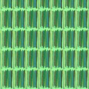 mini green stripes in light green