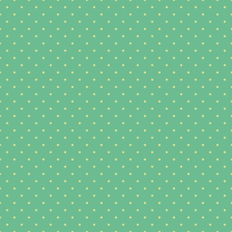 Party Tiny Dot on Mint fabric by saraink on Spoonflower - custom fabric