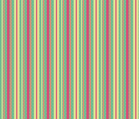 Party Stripe fabric by saraink on Spoonflower - custom fabric