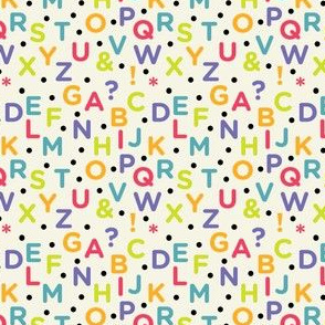 Alphabet Funtimes