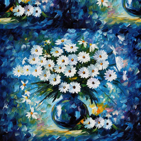Radiance fabric by afremov_designs on Spoonflower - custom fabric