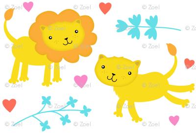 Valentine Lions
