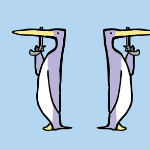 Large Penguins