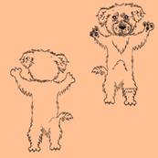 Dancing Scooty Pup