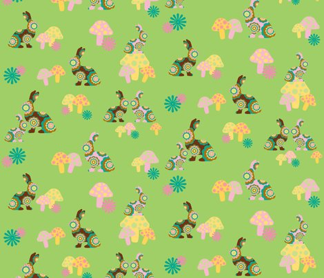 Rrbunnys_on_green_with_flowers_tile_copy_shop_preview