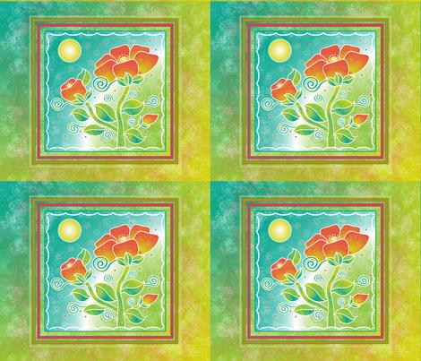 moonflower_entry fabric by kgarvey on Spoonflower - custom fabric