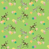 Rdeers_and_mushrooms_on_green_spoon_tile_copy_shop_thumb