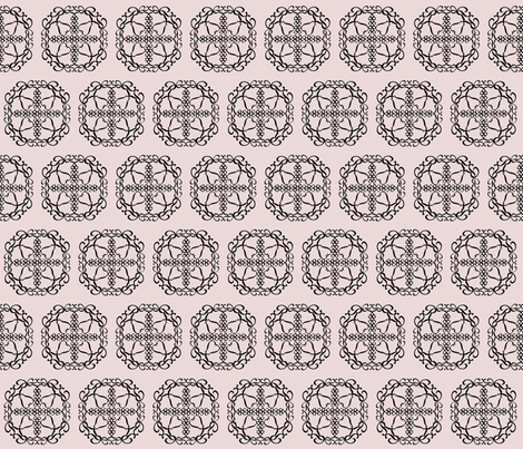 Rococo2-SM fabric by doubleduck on Spoonflower - custom fabric