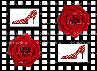 Ohh la la! Red rose